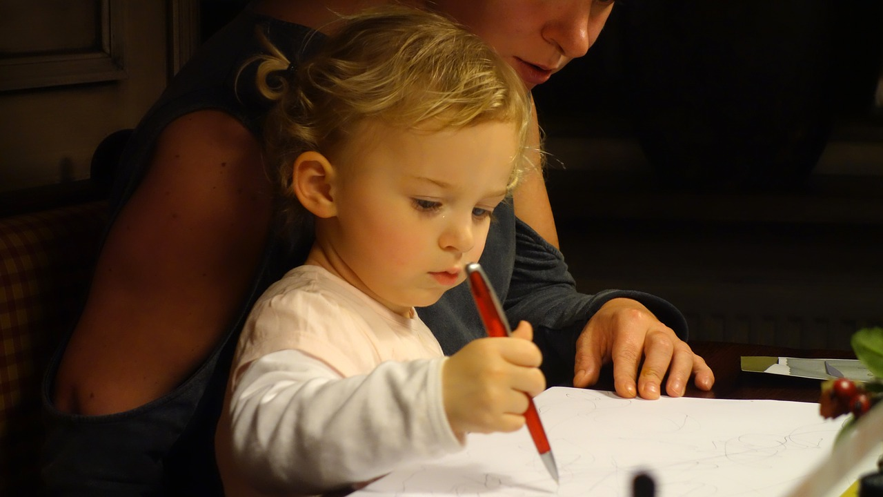Children don't need to lose their creativity as they get older
