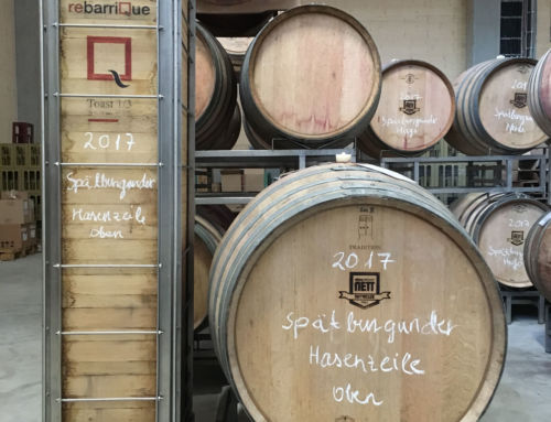 Why didn't I think of that? A reusable, square wine barrel wins design award