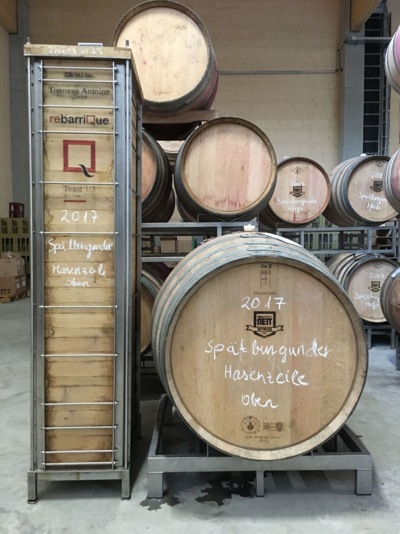 rebarrique reusable square wine barrel innovation