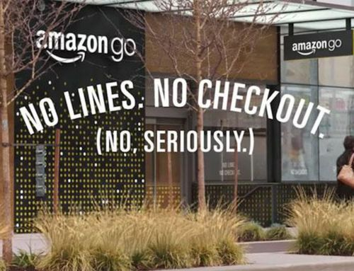 Amazon Go is the future of supermarkets. But right now it allows you to steal tampons.
