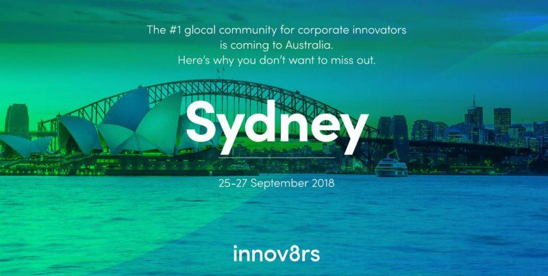 innov8rs conference sydney