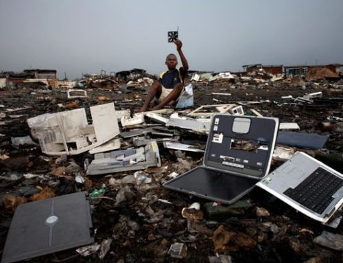 What can an electronics scrapyard in Ghana teach us about innovation?