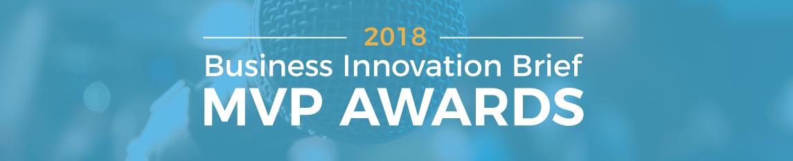 2018 Business Innovation Brief MVP Awards
