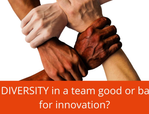 Is diversity in a team good or bad for innovation?
