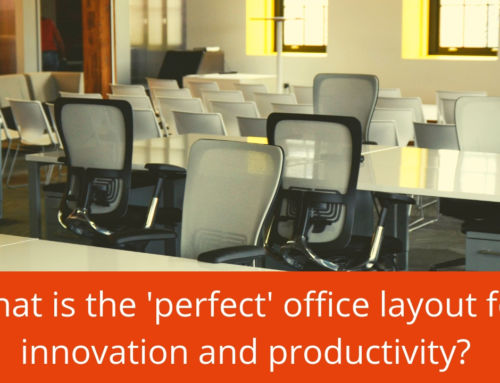 The 'perfect' office layout for innovation and productivity