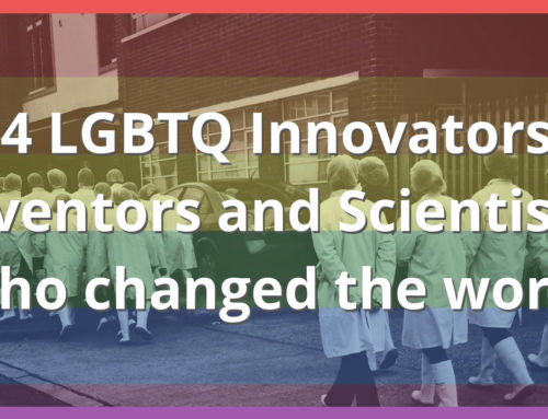 14 LGBTQ+ Innovators, Inventors and Scientists who changed the world