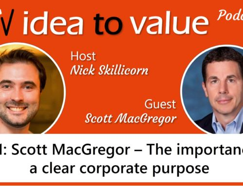 Podcast S2E31: Scott MacGregor – The importance of a clear corporate purpose