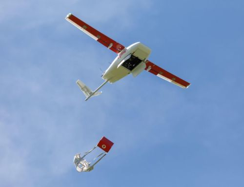 How this innovative yet simple drone delivers blood in rural Africa