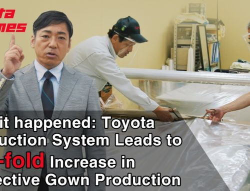 This small company achieved a 100-fold increase in production using Toyota methods