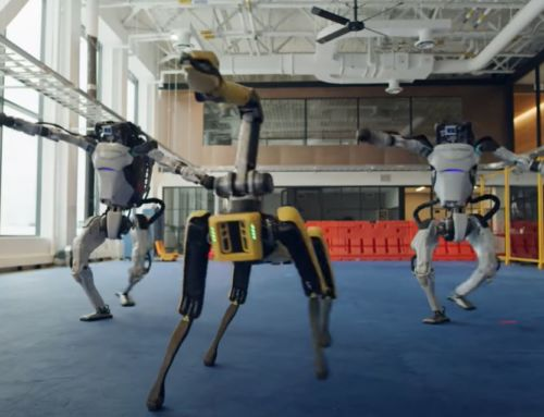 Boston Dynamics' robots have learned how to dance :)