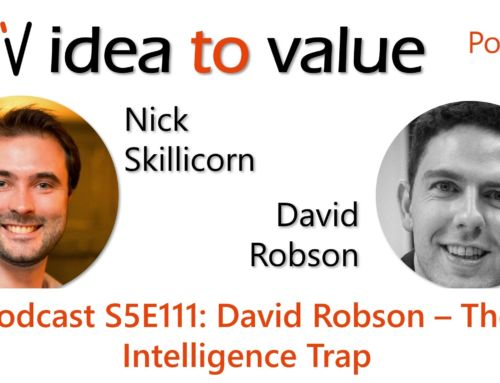 Podcast S5E111: David Robson – The Intelligence Trap