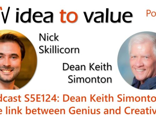 Podcast S5E124: Dean Keith Simonton – The link between Genius and Creativity