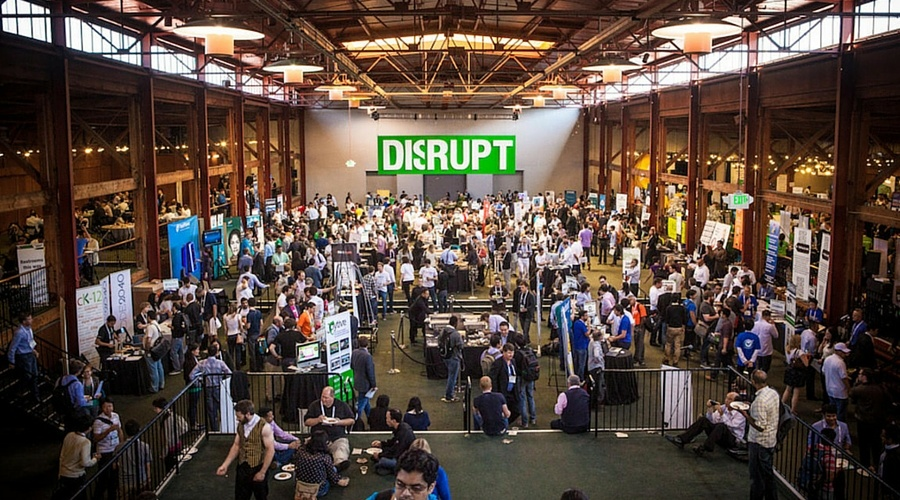 disruption is not a strategy