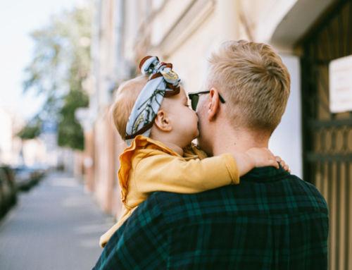 How having children makes fathers' brains less imaginative