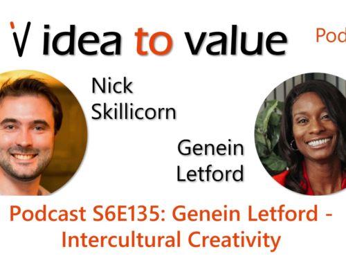 Podcast S6E135: Genein Letford – Intercultural Creativity